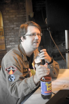 Joshua the Samurai Knode, Podcater & Media Creator