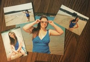 Photo Prints of our Spokes Model Brandy Suttler