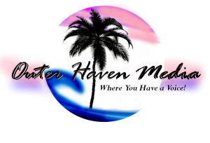 Outer Haven Media New Logo with Logo and No BG