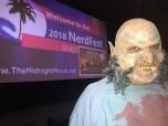 Doctor Midnight at 2018 NerdFest